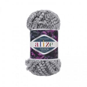 FASHION BOUCLE 21 - Grey
