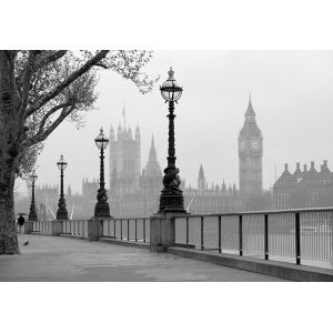 Foto tapet 142 London Fog 366x254