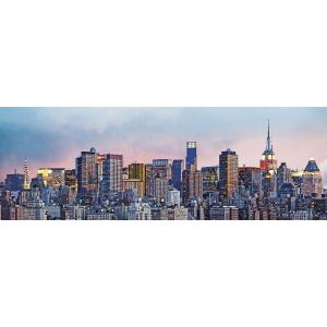 Foto tapet 370 New York Skyline 366x127
