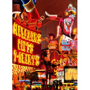 Foto tapet 435 Downtown Las Vegas 183x254