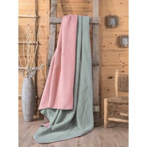 CB COTTON BLANKET DOUBLE - PUDRA MINT