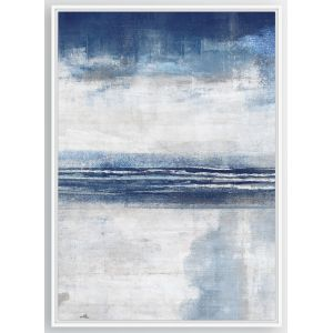 SLIKA 27x37 sa ramom - TOIR31110 - Blue Sunset